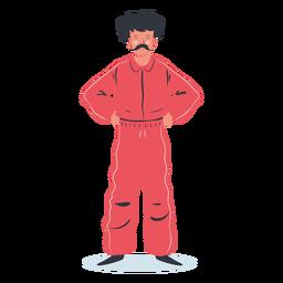Gym teacher character