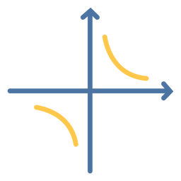 Hyperbolic function graph flat