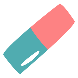 Ink eraser flat