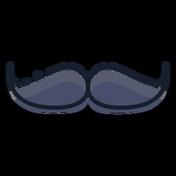 Mustache stroke icon