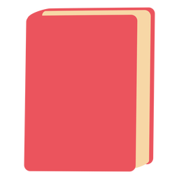 Red book hand drawn