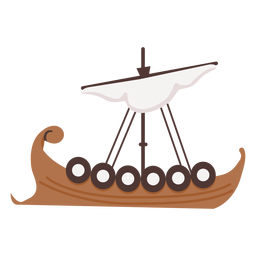 Shield ship illustration