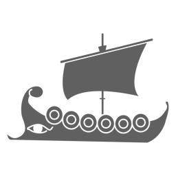 Escudo de barco con ojo negro