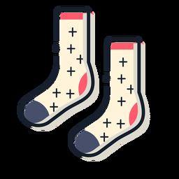 Socken Storke Symbol
