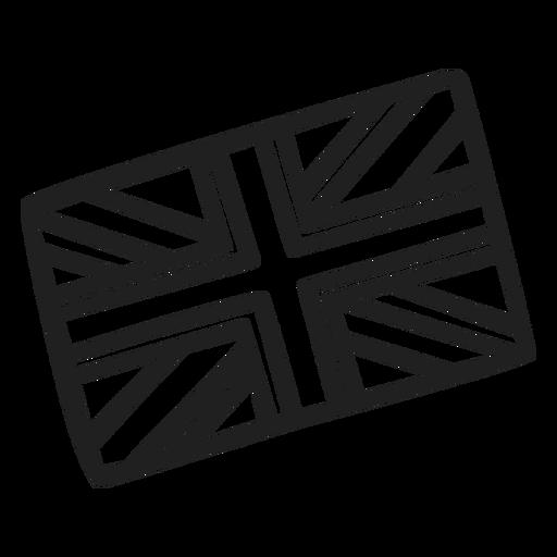 Bandera del reino unido Transparent PNG
