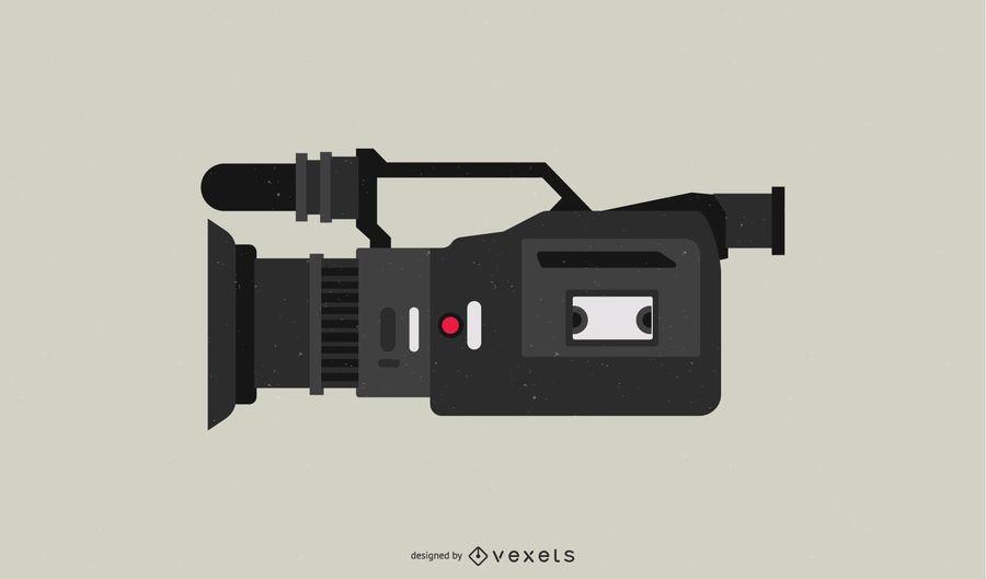 HDR-FX1 Camcorder Flat