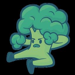 Plano de combate Broccolee