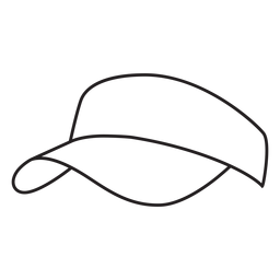 Golpe de elemento de pickleball de sombrero