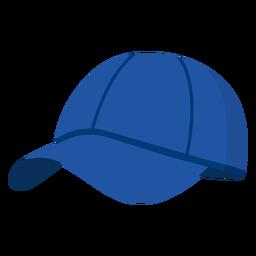 Chapéu redondo elemento pickleball plana