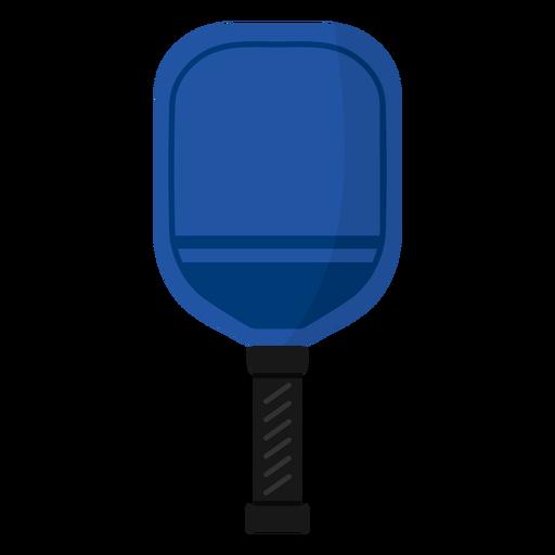 Paddle pickleball flat Transparent PNG
