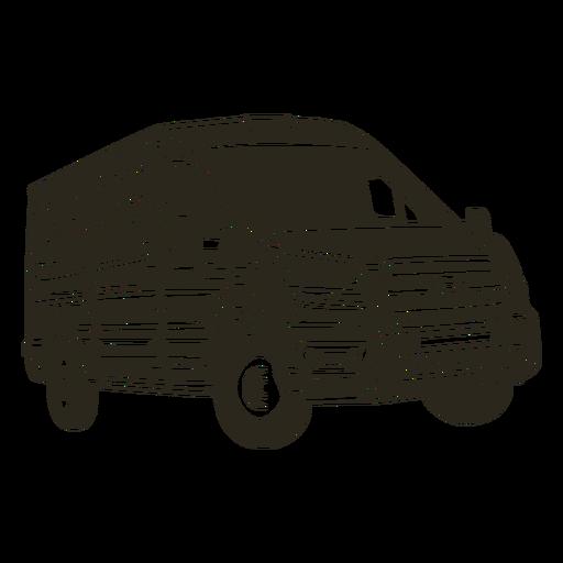 Police car van Transparent PNG