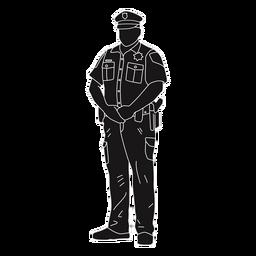 Policia policia atencion