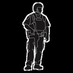 Police policeman swat