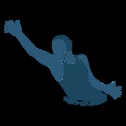 Bola de lanzamiento de mujer Waterpolo