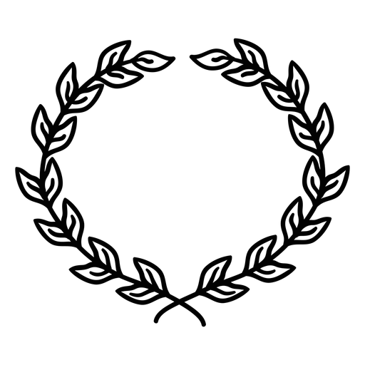Wreath stroke