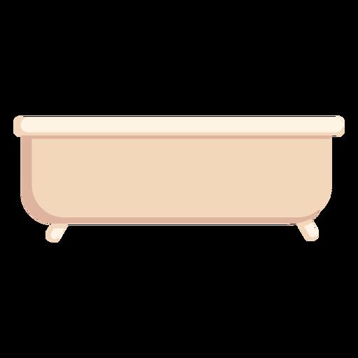 Bathtub colorful icon Transparent PNG