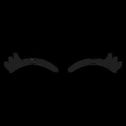 Curso de cílios de olho de gato