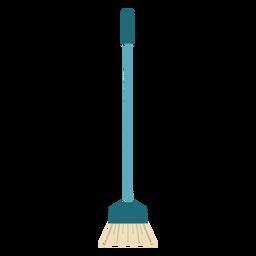 Escoba de limpieza cepillo plano