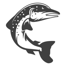Dolphin fish illustration