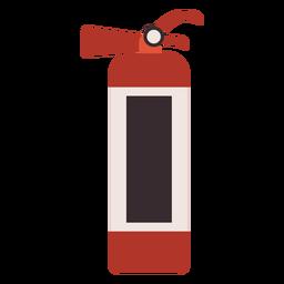 Extintor de incendios icono colorido extintor