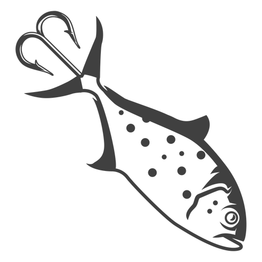 Fishing bait lure illustration Transparent PNG
