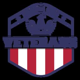 Insignia de águila de veteranos de honor