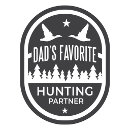 Insignia de compañero de caza