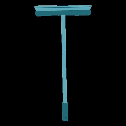 Sponge mop colorful flat