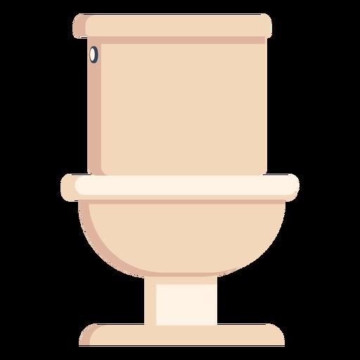 Toilet colorful icon