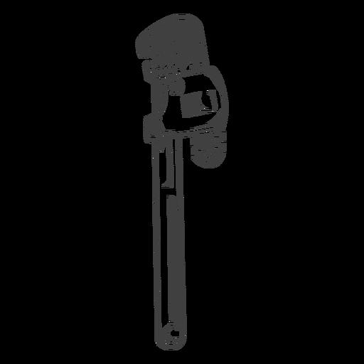 Excelente ferramenta de chave inglesa