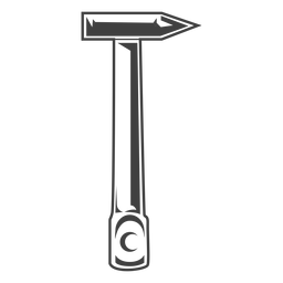 Brick hammer tool