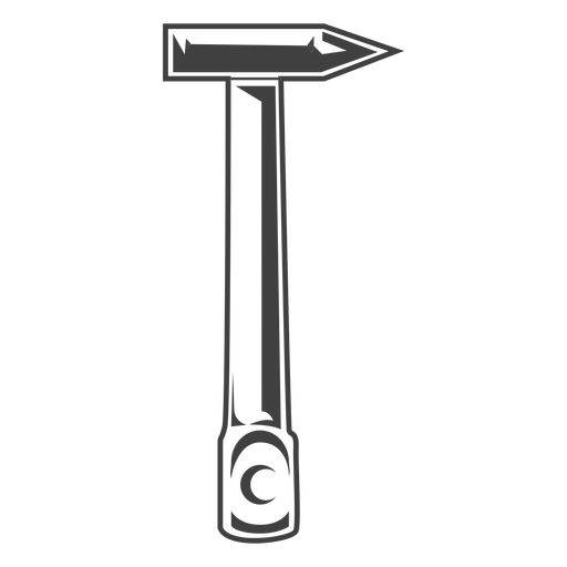 Ferramenta de martelo de tijolo