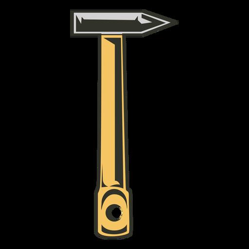 Martillo de ladrillo herramientas de colores