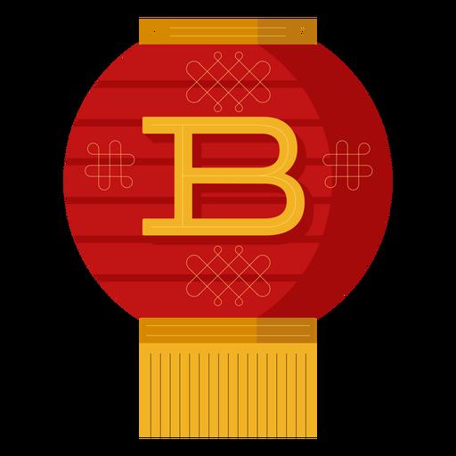 Banner de año nuevo chino b