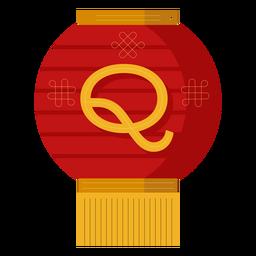 Banner de ano novo chinês q