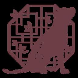 Composición perro horóscopo chino