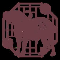 Composição boi horóscopo chinês