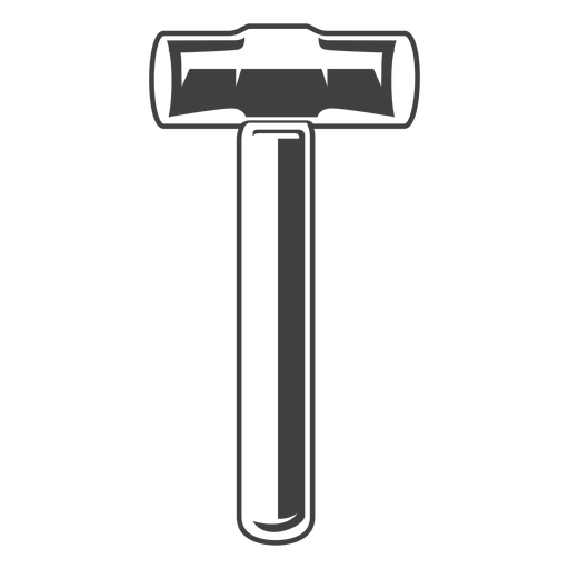 Sledgehammer tool grey