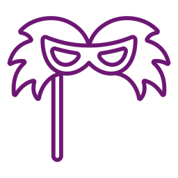 Icon mask stroke