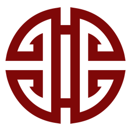 Geometric chinese symbol