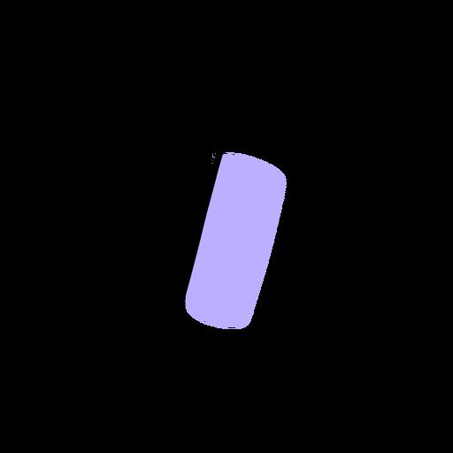Hair color tube duotone