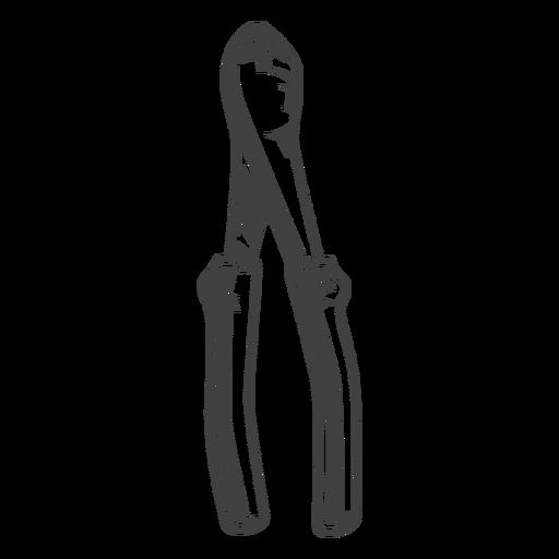 Linemans pliers tool