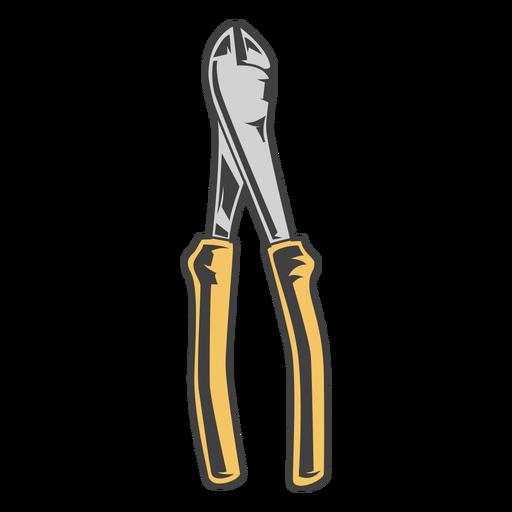 Alicates Linemans ferramentas coloridas