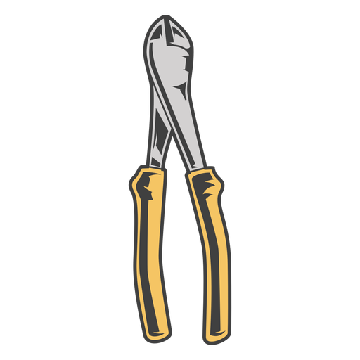 Linemans pliers tools colored