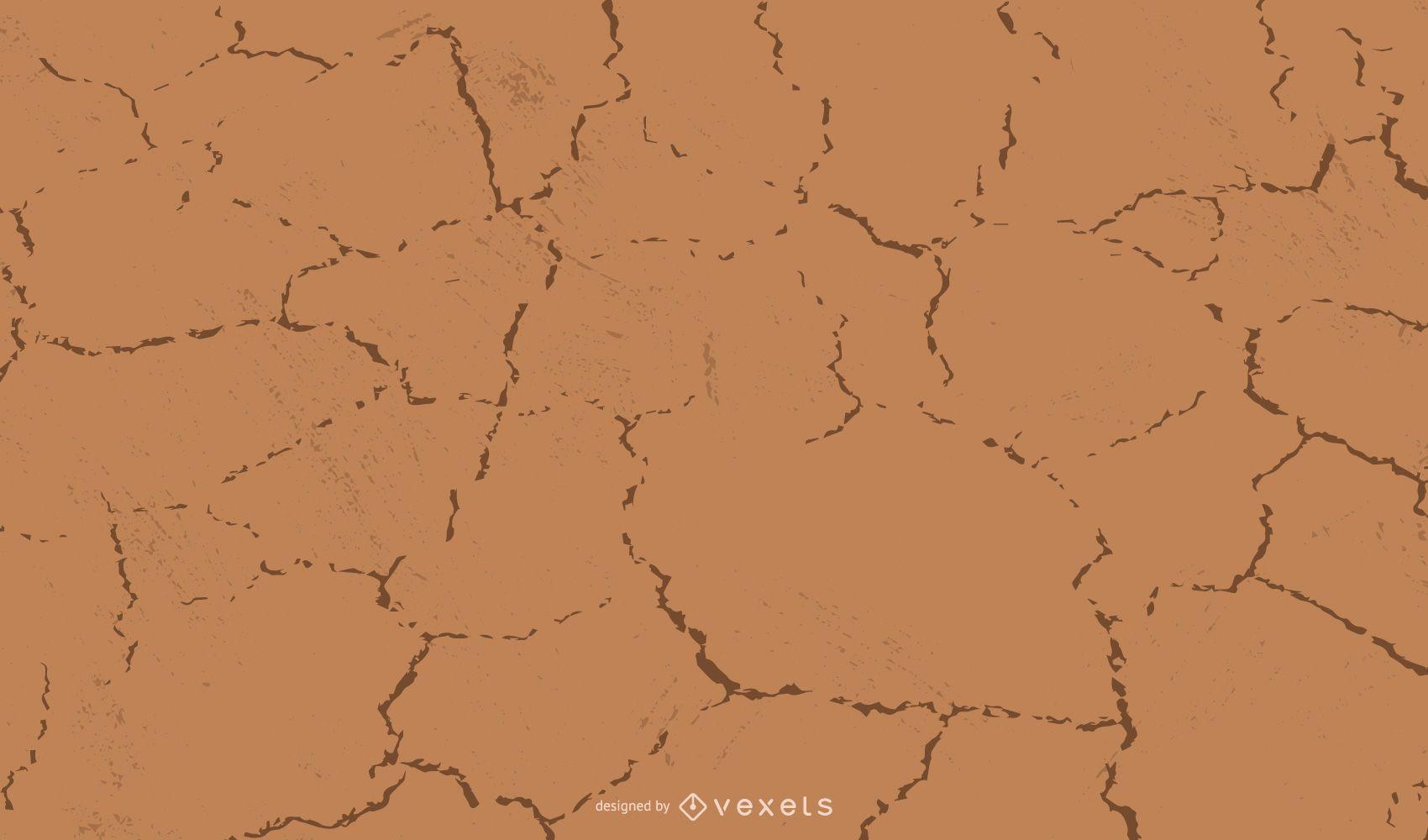 Crackled Soil