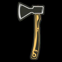 División de herramientas maul coloreadas