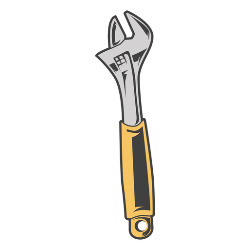 Tools colored wrench