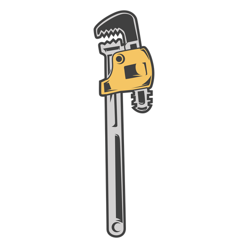 Ferramentas de chave inglesa coloridas