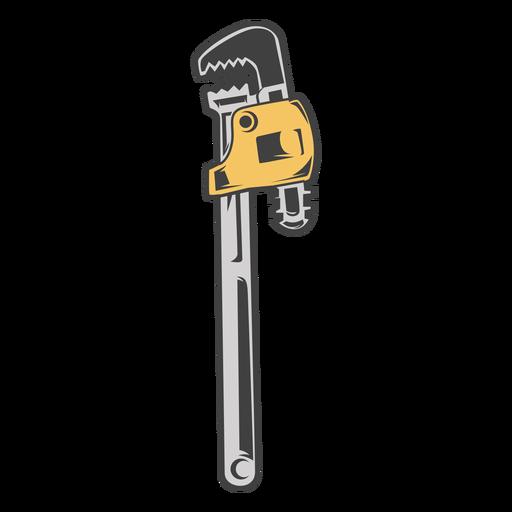 Herramientas de llave de colores
