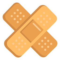 Band aids icon